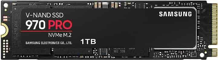 Samsung 970 Pro - Disco Duro Sólido de 1 TB, Negro: Samsung: Amazon.es: Informática