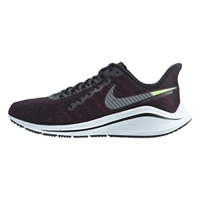 huge selection of b8f43 0c16f Nike Herren Air Zoom Vomero 14 Laufschuhe Violett (Burgundy Ash Atmosphere  Grey Lime