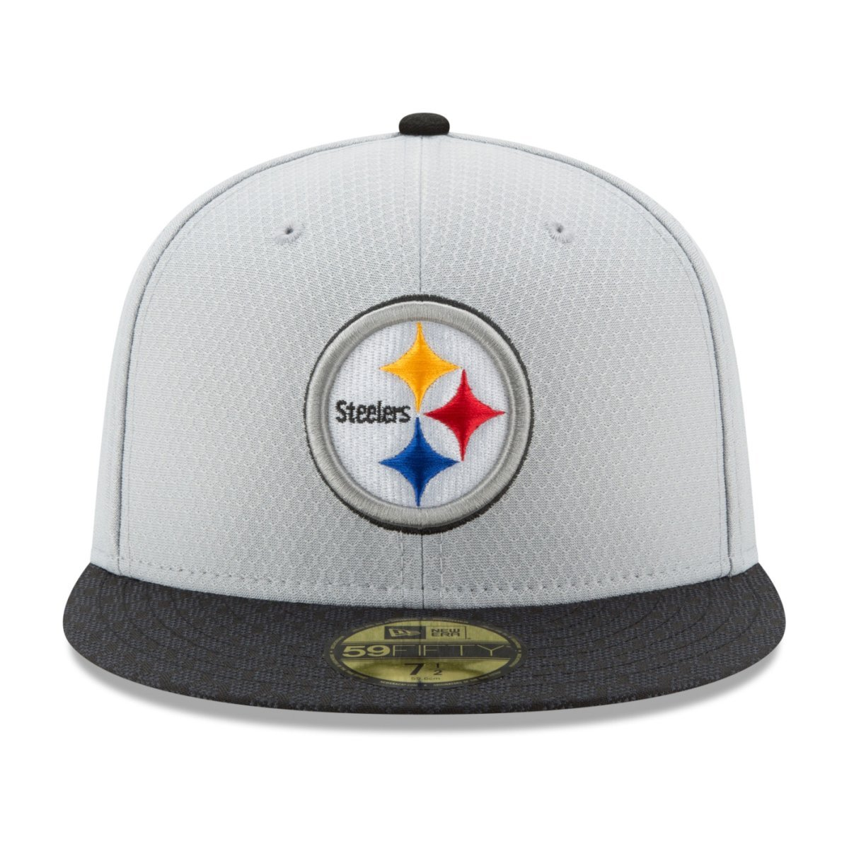 New Era 59Fifty Cap - NFL SIDELINE 2017 Pittsburgh Steelers - 7 7 8   Amazon.co.uk  Sports   Outdoors 11824a302