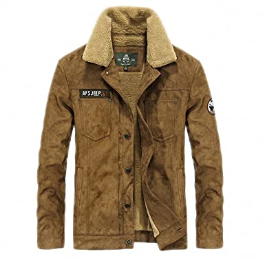 Jacket Men Casual Winter Jacket Coat Men Thick Fleece Warm Coat Windbreaker Mens Outerwear chaqueta hombre