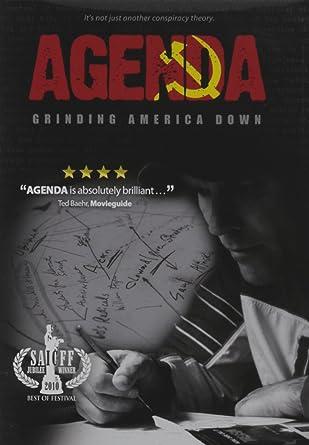 Amazon.com: Agenda: Grinding America Down: Curtis Bowers ...