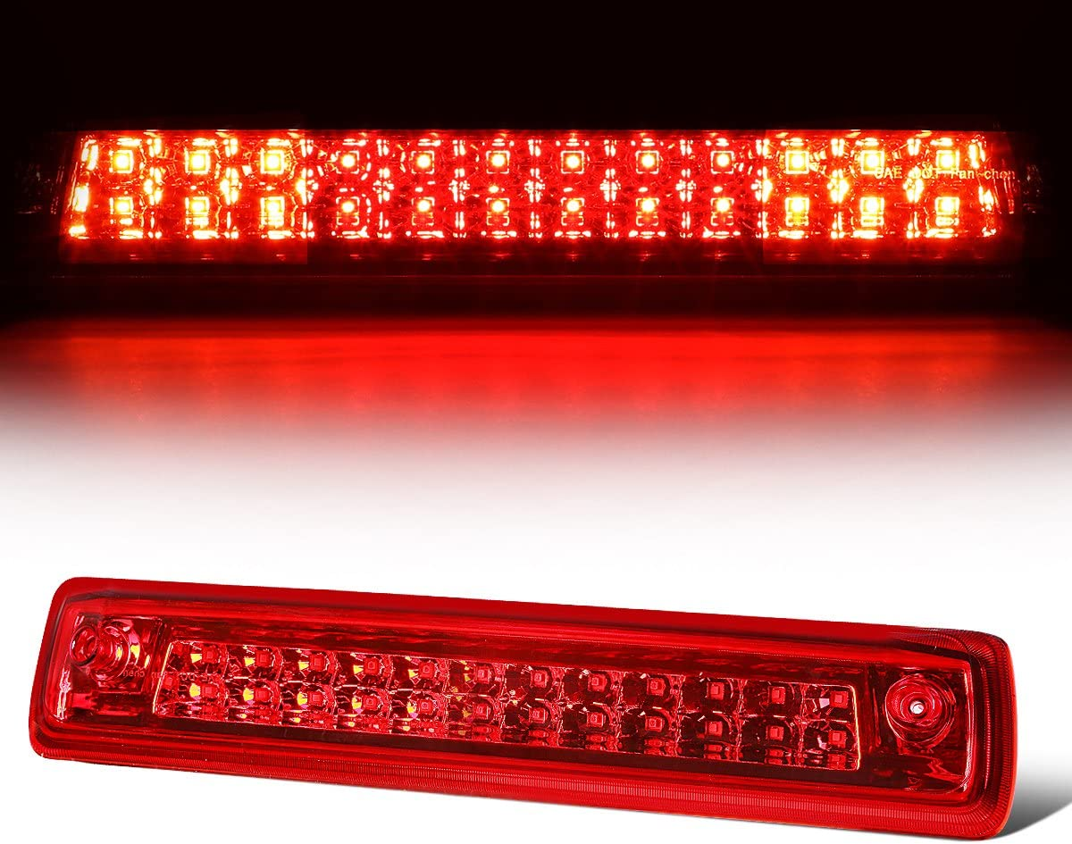 Tube//Smoked housing Runner Series-High Power Cree XM OPT7 15-18 Chevy Colorado//GMC Canyon LED 3rd Brake Light Cargo Light Upgrade
