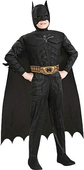 LICENSED BANE DARK KNIGHT RISES CHILD BOYS FANCY DRESS HALLOWEEN COSTUME