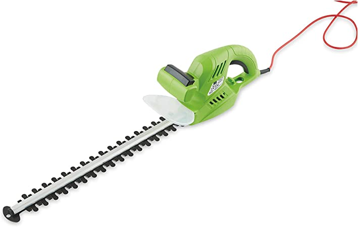Gardenline Powerful Electric Long Reach Pole Hedge Trimmer Telescopic 1010W