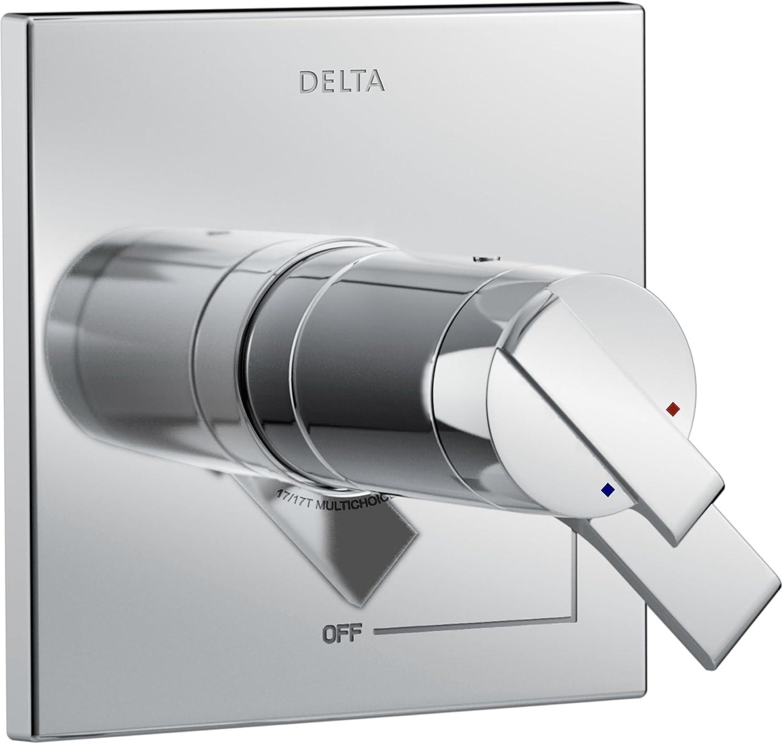 Delta Faucet Delta T17T067 Ara TempAssure 17T Series Valve Only Trim ...