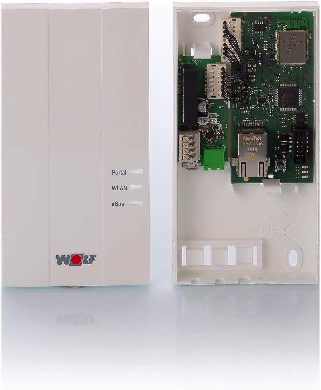 Climatizacin Mdulo de interfaz LAN y WLAN externo Wolf Link Pro ...