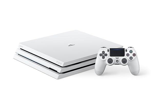 PlayStation 4 Pro グレイシャー・ホワイト 1TB