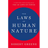 Laws of Human Nature by Robert Greene [Paperback]