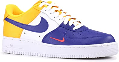 air force 1 hombre amarillo