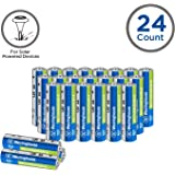 Westinghouse AA Solar Batteries (24count)