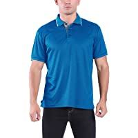Golf Polo Shirts for Men Summer Dry Fit Short Sleeve Regular-Fit Fashion Sport Shirts