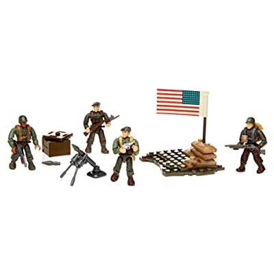 Mega Construx Call of Duty Classic Infantry Pack Legends: Toys & Games