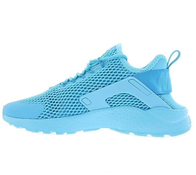 online store 41d89 fe40d Amazon.com   Nike Womens Air Huarache Run Ultra Br Low Top Lace Up Running  Sneaker   Road Running