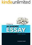 How to Write and Essay: A Brief Overview