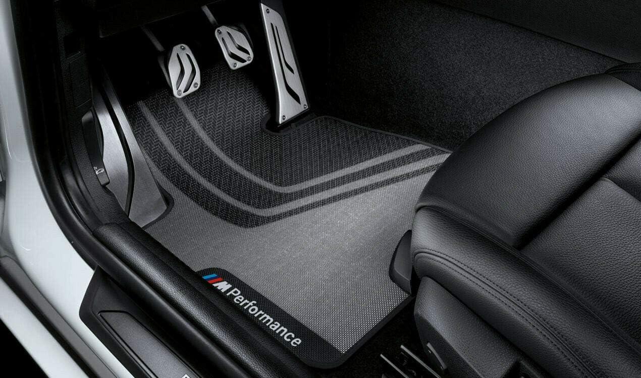 Bmw Original M Performance Fußmatten Lhd Vorne Für 3er F30 F31 Auto