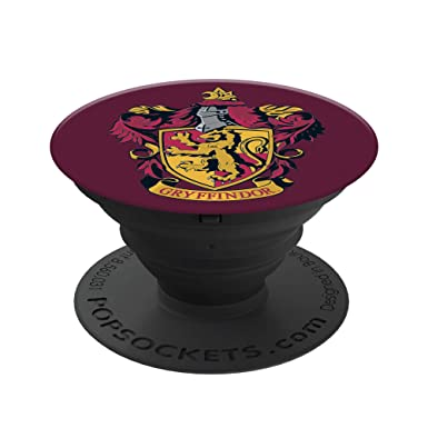 size 40 c705b 8a03e PopSockets Expanding Grip Case with Stand for Smartphones and Tablets -  Harry Potter Gryffindor
