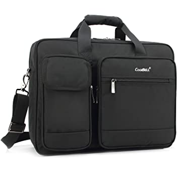 Amazon.com: CoolBELL 17.3 Inch Laptop Briefcase Protective ...