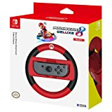 Amazon Price History for:HORI Nintendo Switch Mario Kart 8 Deluxe Wheel (Mario Version) Officially Licensed By Nintendo - Nintendo Switch