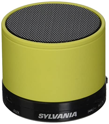 Amazon.com: Sylvania sp631-blue altavoz bluetooth portátil ...