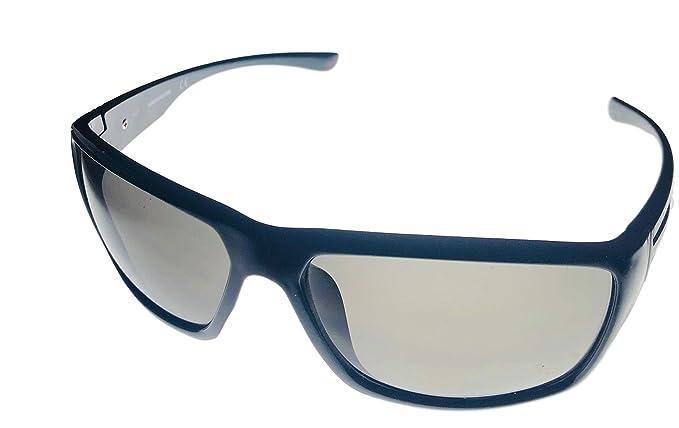 678ce53f95 Skechers SE8009 - anteojos de sol de plástico rectangulares para hombre,  color negro brillante 1A