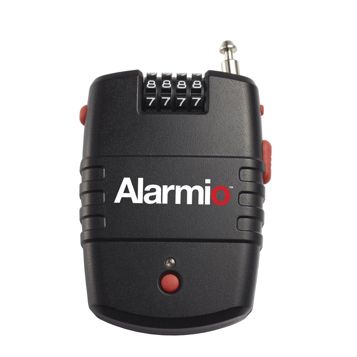 TripNeeds Alarmio Vielseitiges Alarm-Kabelschloss ...