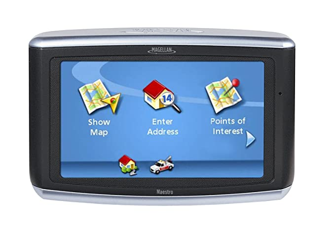 amazon com magellan maestro 4000 4 3 inch portable gps navigator rh amazon com Maestro Magellan 310 Manual Magellan Maestro 3100 Power Cord