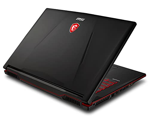 Amazon.com: MSI GL73 8RD-031 Essential (i7-8750H, 16GB RAM, 256GB NVMe SSD + 1TB HDD, NVIDIA GTX 1050Ti 4GB, 17.3
