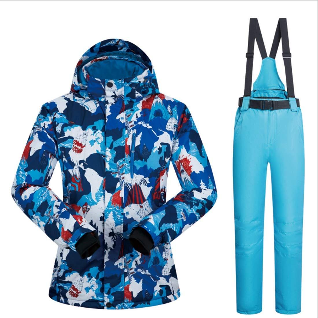 UICICI Giacca da da da Sci da Snowboard Traspirante Impermeabile da Uomo per Escursionismo all'aperto (Coloree   05, Dimensione   XXL)B07MSL42XVXXL 01 | Spaccio  | elegante  | Conveniente  | Export  | Prestazione eccellente  | flagship store  76919c