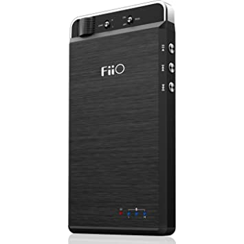 Audio-Technica - FiiO E18 Amplificador para auriculares y conversor digital analógico