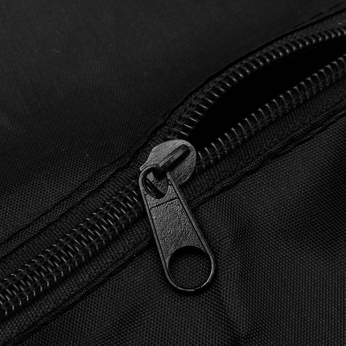 TOOGOO Sac a dos avec cordon de Sports de Gym Natation PE sac a dos de chaussures de danse noir