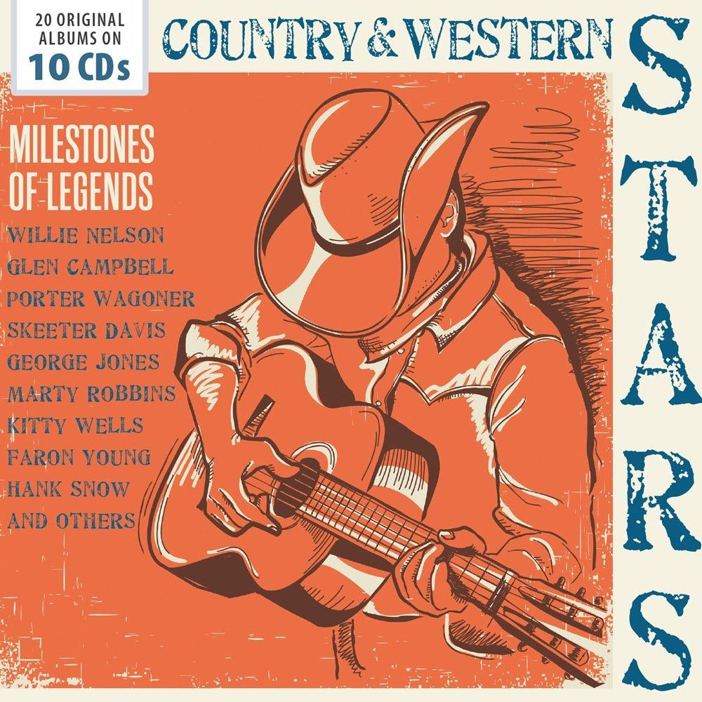 Country & Western Stars Pack 10cd: Varios: Amazon.es: Música