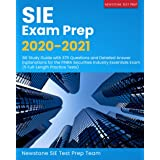 SIE Exam Prep 2020-2021: SIE Study Guide with 375 Questions and Detailed Answer Explanations for the FINRA Securities Industr