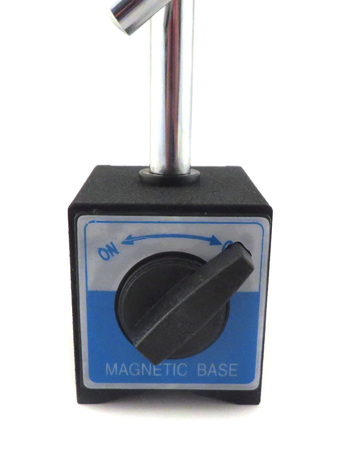 All Industrial 52502 Pro-Shop Magnetic Base for Dial and Test Indicators