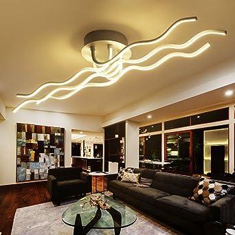 WEITING W LEDDeckenleuchte Kronleuchter Moderne - Wohnzimmer deckenverkleidung