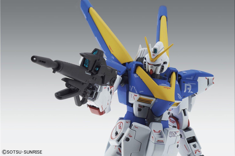 MG Mobile Suit V Gundam V2 Gundam Ver.Ka 1//100 scale color-coded pre-plastic model