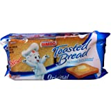 Bimbo Pan Tostado - Pan Blanco - Toasted Bread - 14 Slices 7.05 Oz [Pack