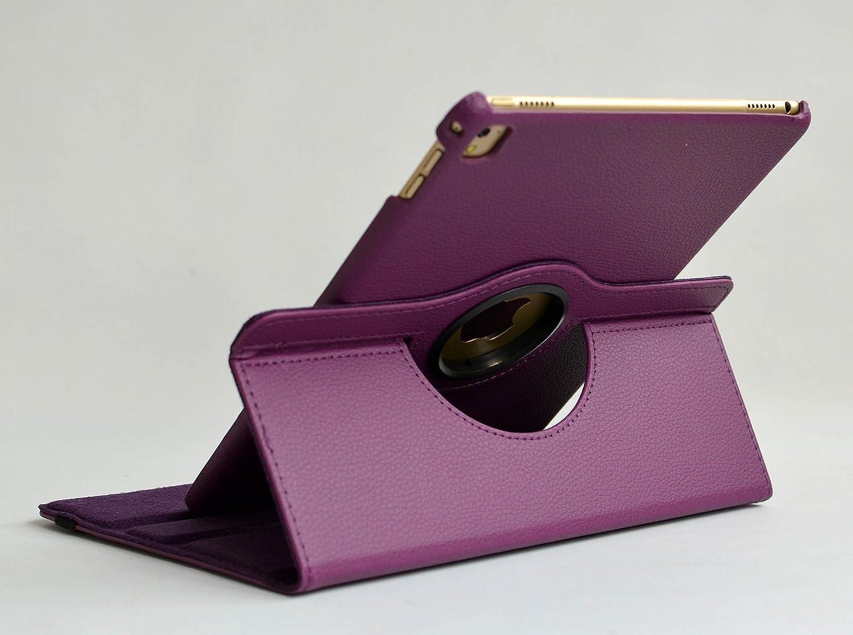 Rotatif 360 Support Con Stylet inShang Housse Compatible avec iPad 2 iPad 3 iPad 4 /Étui Case Cover iPad Coques avec Veille//R/éveil