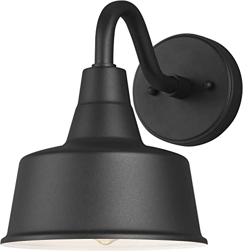 Sea Gull Lighting Generation 8537401-12 Transitional One Outdoor Wall Lantern from Seagull-Barn Light Collection