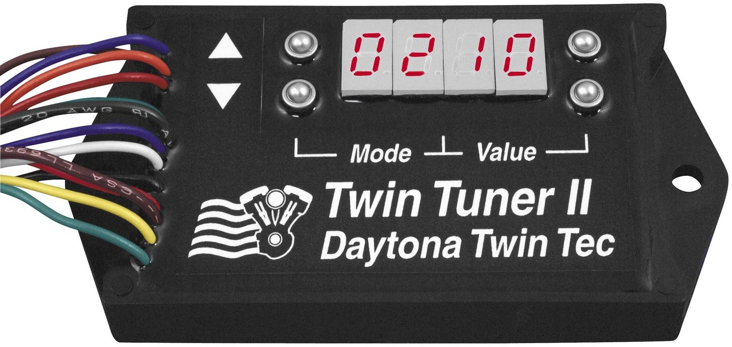 Daytona Twin Tec Twin Tuner II Fuel Injection and Ignition Controllers for 2001