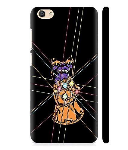 Print Vale The Thanos Infinity Gauntlet Designer: Amazon in