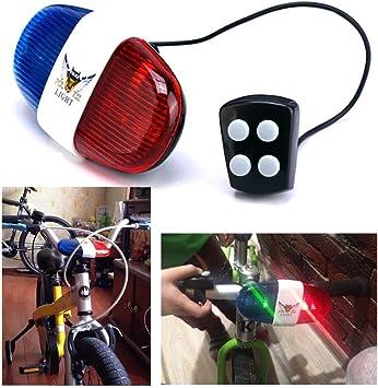 Itian Sirena timbre para bicicleta: Amazon.es: Electrónica