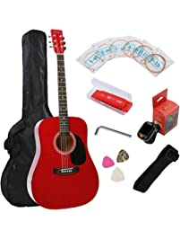 shop acoustic guitar beginner kits. Black Bedroom Furniture Sets. Home Design Ideas