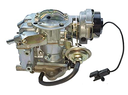 A-Team Performance 162 Carter Carburetor One Barrel Electric Choke  Compatible with Ford 250 300 YFA E250 F250