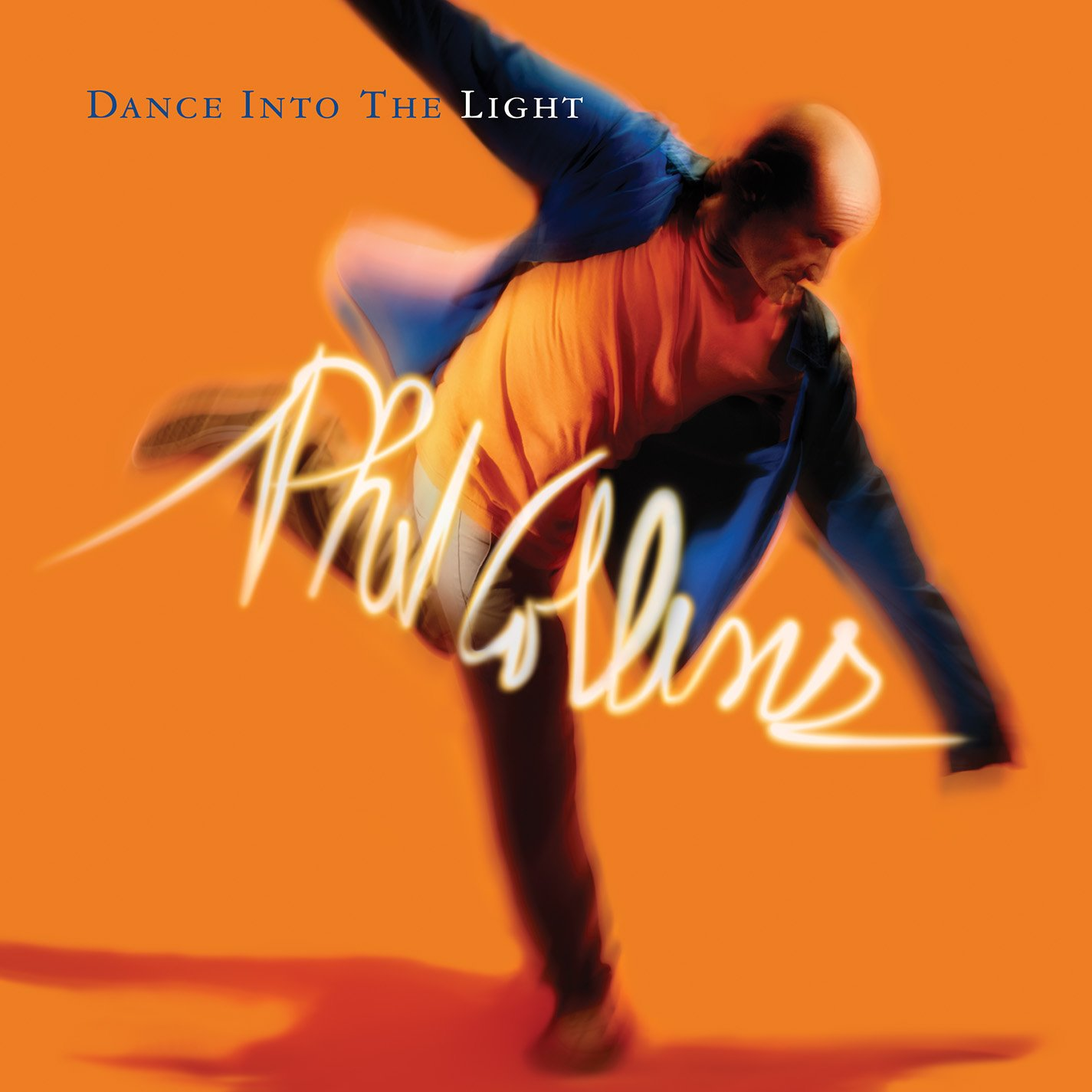 CD : Phil Collins - Dance Into The Light (Deluxe Edition, 2 Disc)