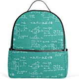 JSTEL Mathematics Equation And Calculations Chalkboard School Backpack 4th  5th 6th Grade for Boys Teen Girls 5f107b7c44200