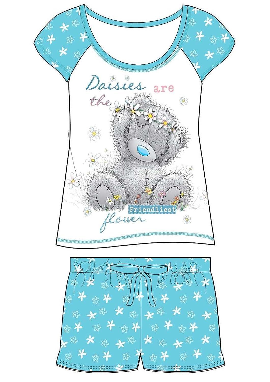 Ladies Girls Novelty Shortie Shorts Pjs Ariel Wonder Woman Batgirl Minnie Moose Tatty Teddy Eeyore 8-22