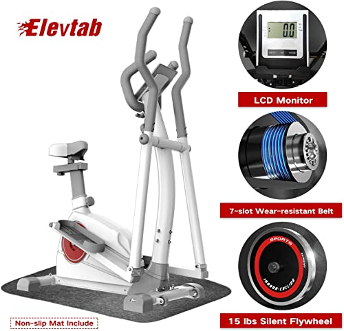 Elevtab Elliptical Machine Trainer