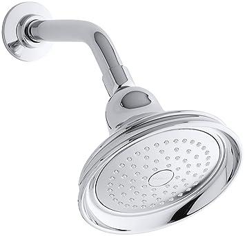 kohler k10590cp bancroft showerhead polished chrome