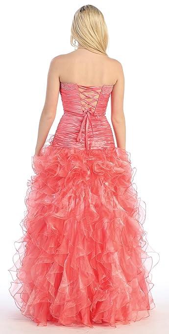 us fairytailes prom dresses