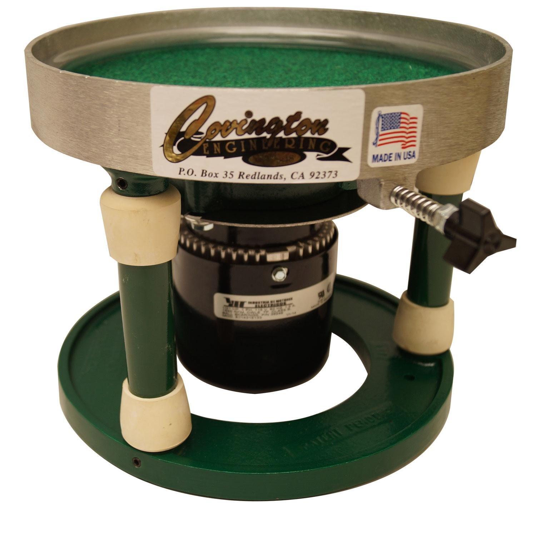 Covington 10'' Automatic Vibrating Lap